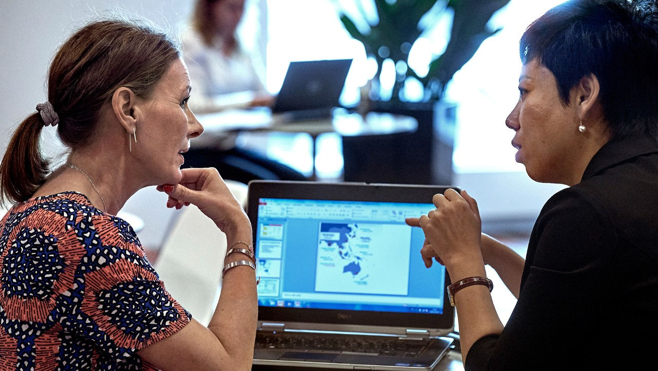 Employee engagement at Volvo Group
