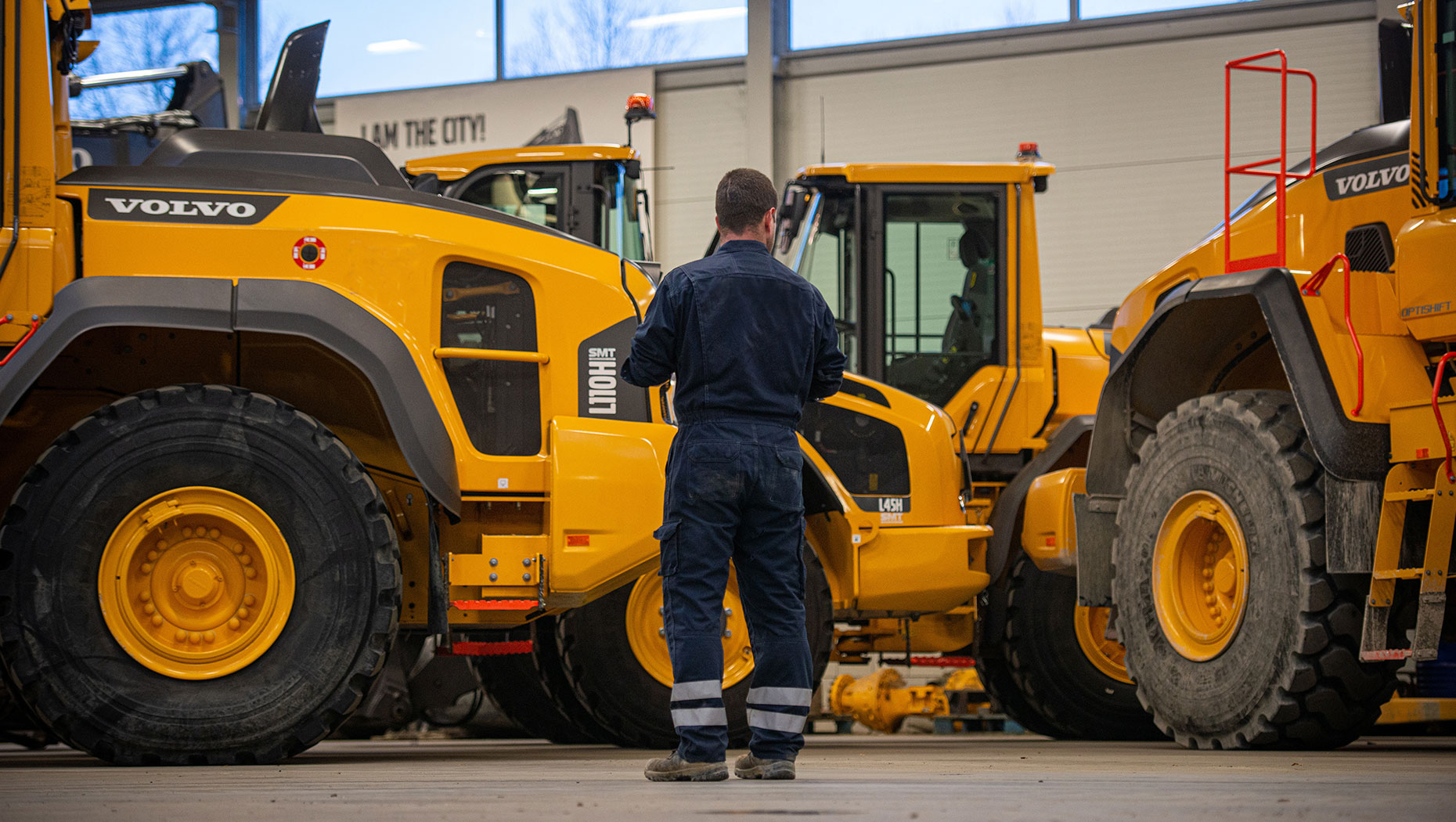 Volvo CE Expands Dealer Technician Training with New West Coast Facility