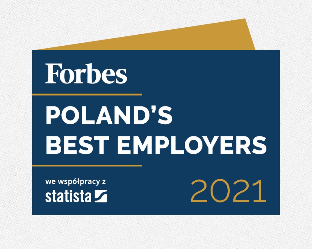 Poland's Best Employers 2021