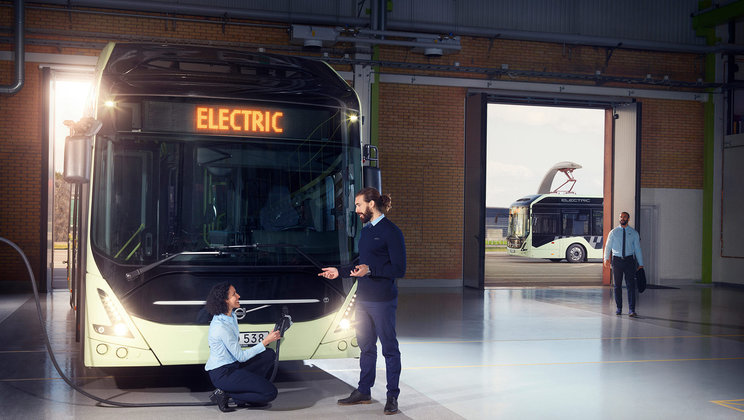 New Volvo 7900 Electric offers greater range and flexibility