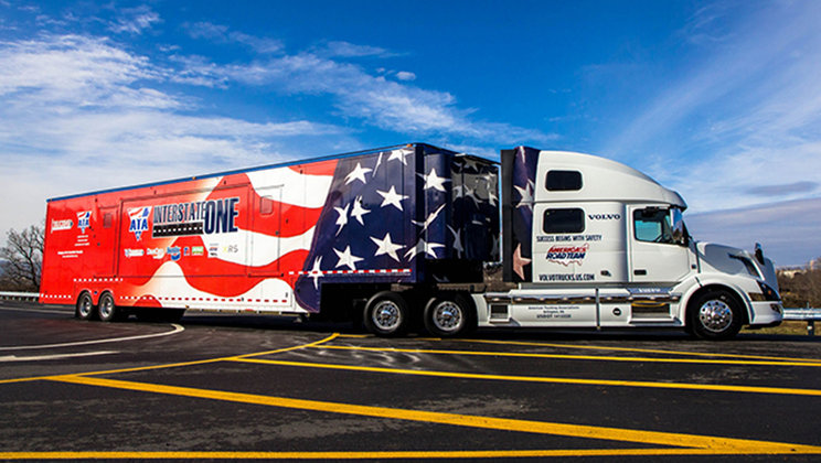 Volvo Trucks Announces Continued Sponsorship of America's Road Team for 2018
