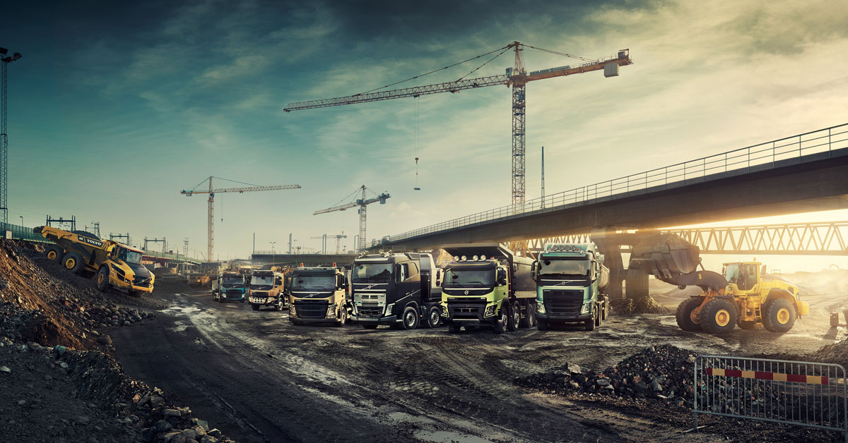 Home | Volvo Group