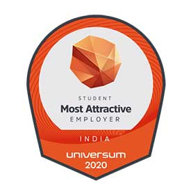 India's top 100 most  attractive employers