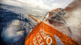 Partnerships & Awards: Volvo Ocean Race