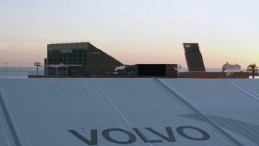 The Volvo Pavilion