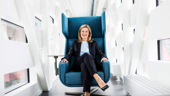 Anna Westerberg - Senior Vice President of Volvo Group Connected Solutions