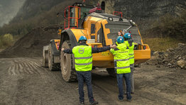 Safety at Volvo CE