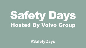 Volvo Group Safety Days
