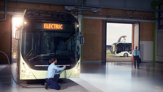 Electric, zero emission vehicles and machines