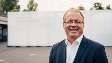 Martin Lundstedt - President & CEO of Volvo Group