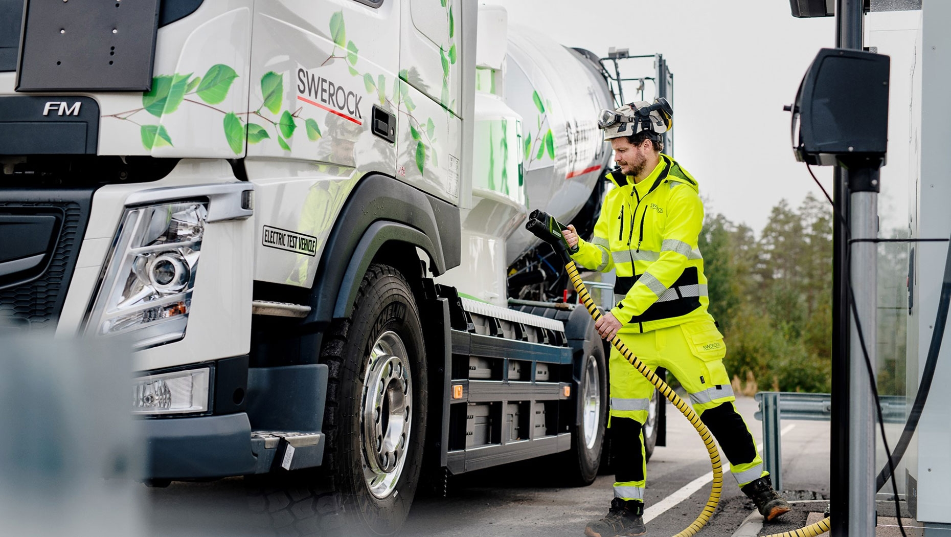 Sustainability reports - Volvo Group