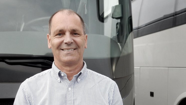 Sven Olovson - Accident Research Manager at Volvo Buses