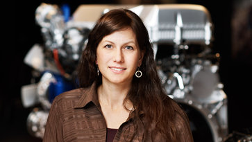 Jenny Bylerius - Project Manager at Powertrain Engineering at Volvo Group