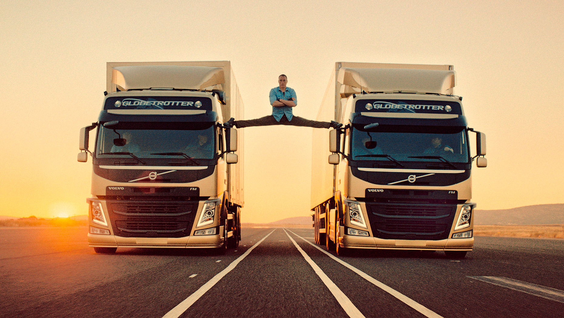 Volvo Trucks' individual front suspension can now be specified in combination with Volvo Dynamic Steering.