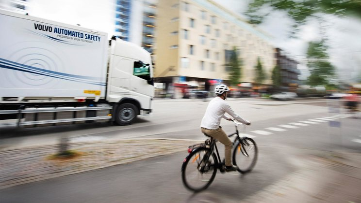 The Volvo Group not only has the vision to become the world leader in sustainable transport solutions, but also to be recognized as the leading supplier of safe transport solutions.