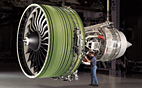 First fan case to GE90 delivered