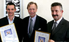 Renault Trucks in Blainville has received the Volvo Group Health and Wellbeing Award 2007