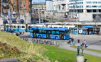 Volvo launches the market's first commercially viable hybrid bus