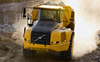 Volvo CE invests in a new paint shop