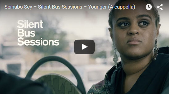 Seinabo Sey - Silent Bus Sessions