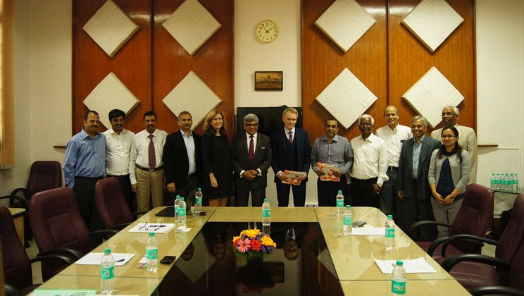Volvo Group signs MoU with IISC to undertake Research and Innovation in Technology