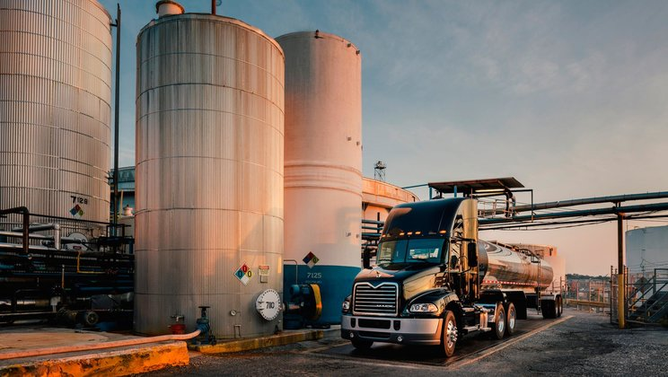 Mack® Omnitracs Integrated Telematics