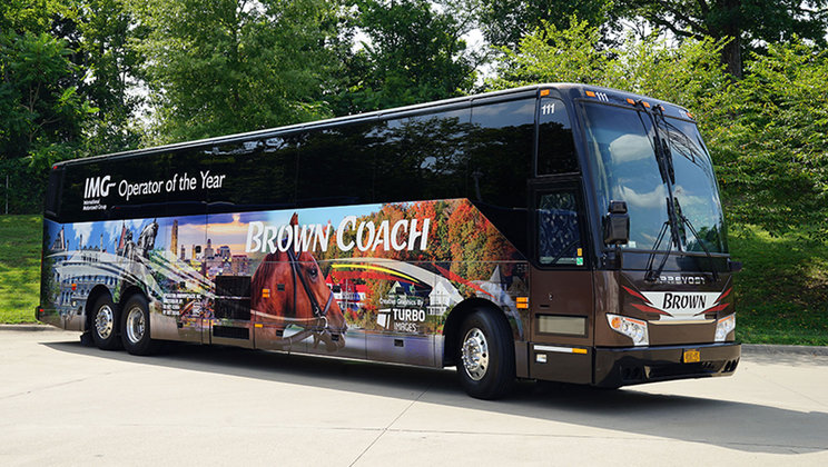 BROWN COACH – IMG's 2017 Operator of the Year
