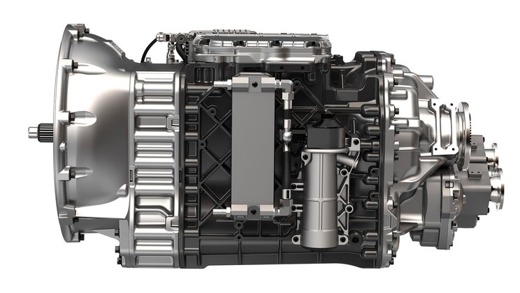 Mack® mDRIVE™ Transmissions Gain New Performance, Safety Features