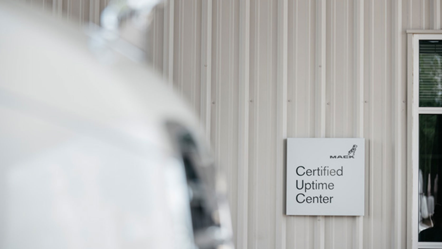 Mack Trucks Reaches Milestone of  100th Certified Uptime Center