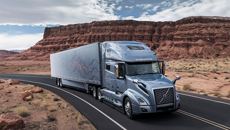 Volvo Trucks Unveils Highly Anticipated New VNL Series