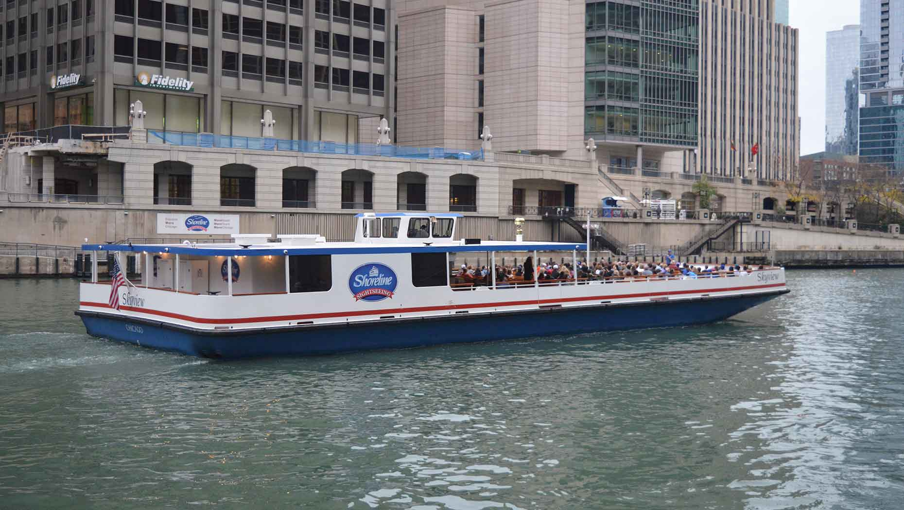 Volvo Penta Powers New Shoreline Sightseeing Boat in Chicago