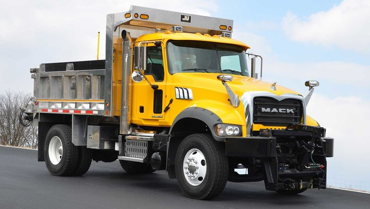 Mack Trucks to Feature Mack® Granite®, Granite MHD Models at the 2017 Work Truck Show