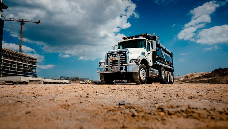 Mack® Granite® Model is Once Again the Best-Selling Class 8 Straight Truck