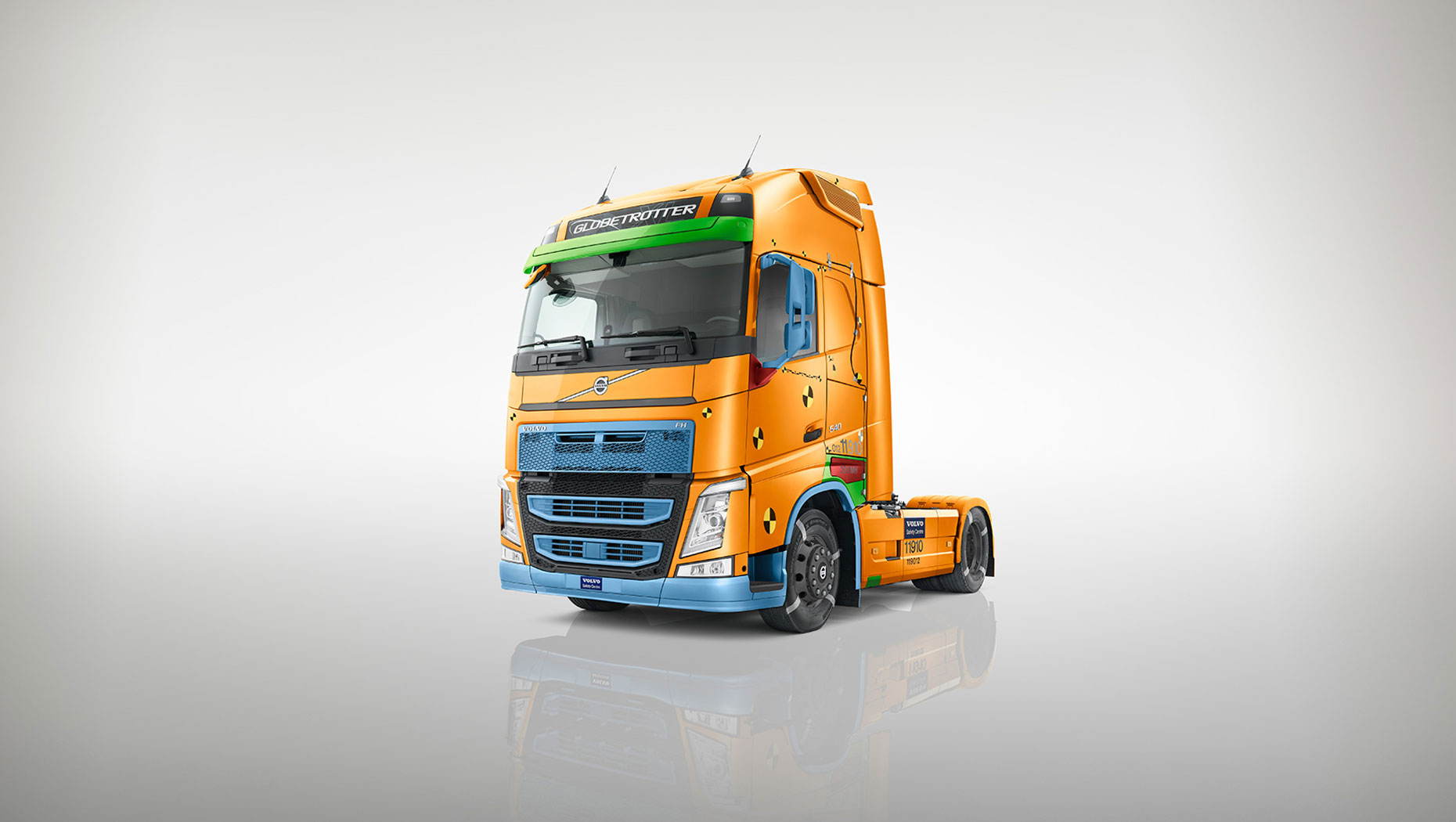 Volvo Trucks Safety Report focuses on vulnerable road users