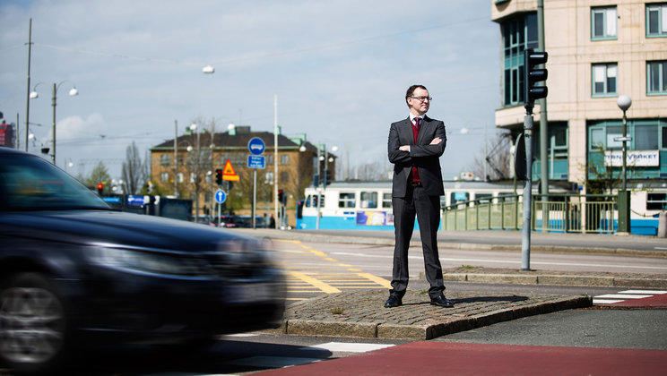 Volvo Group's mission is to drive prosperity through transport solutions