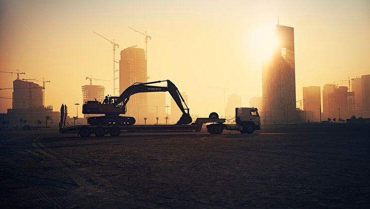 Volvo CE launches 'Building Tomorrow' brand film