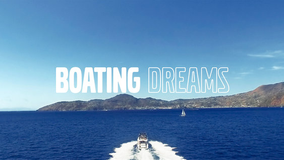 This is boating dreams