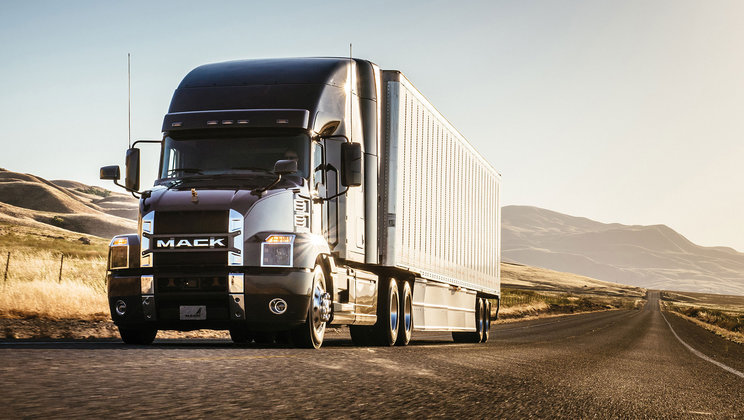 Mack Anthem® and Mack® Granite® Models Featured at  Truck World 2018