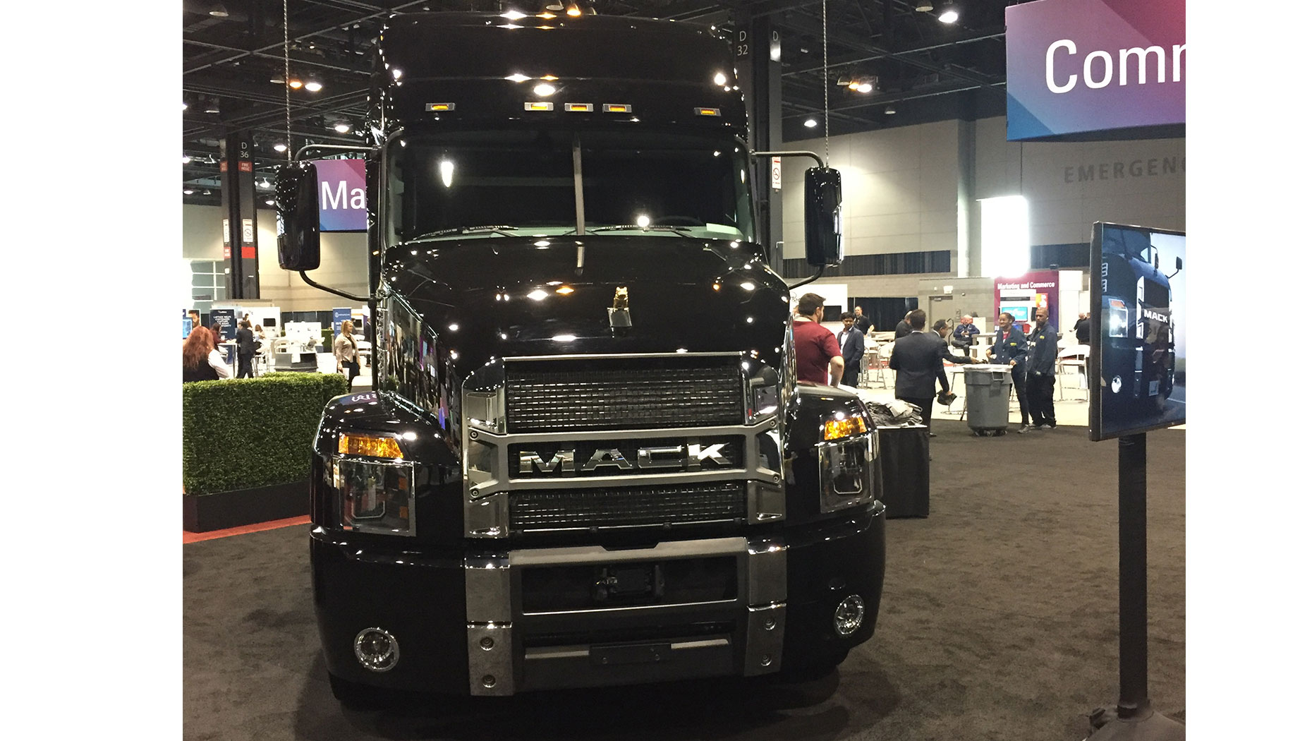 Mack Trucks' Modern Marketing Efforts  Featured at Oracle Event