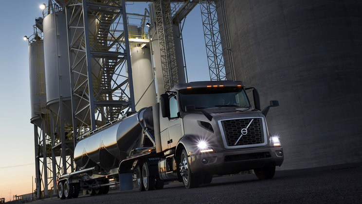 "Volvo Trucks Furthers its Focus on Freight Efficiency with New ""Payload Plus"" Package"