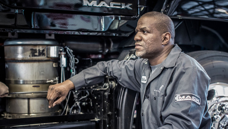 Mack Partners with Three Tech Programs to Offer Advanced Diesel Technician Training