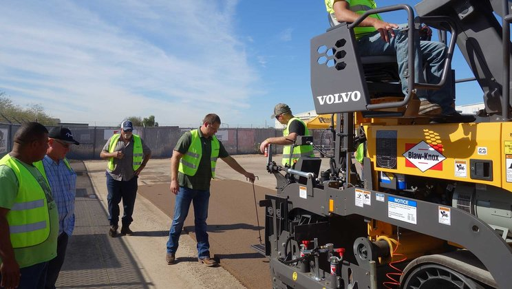 Volvo Construction Equipment announces 2018-2019 Road Institute® course schedule