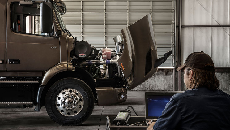 Volvo Certified Uptime Centers