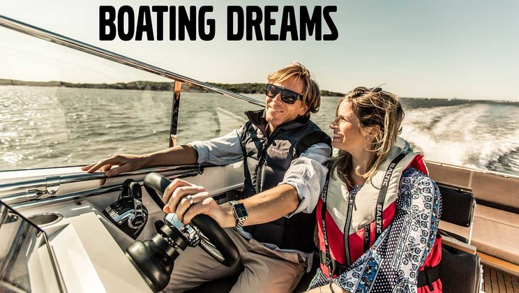 Volvo Penta Accepting Stories for its Boating Dreams Contest