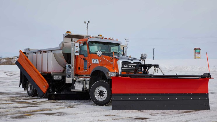 Mack Trucks Now Offers Mack Granite