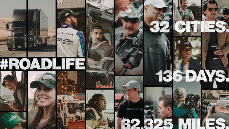 Mack Trucks Shares Stories from the Road with  RoadLifeTV, Launching June 19