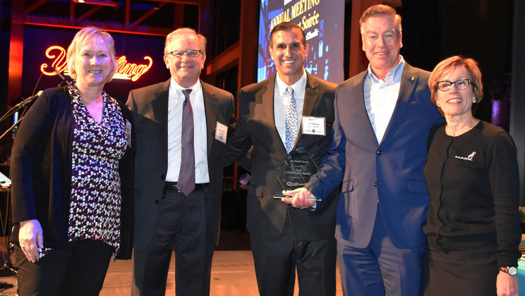 Mack Trucks Honored by Discover Lehigh Valley for Local Economic Impact