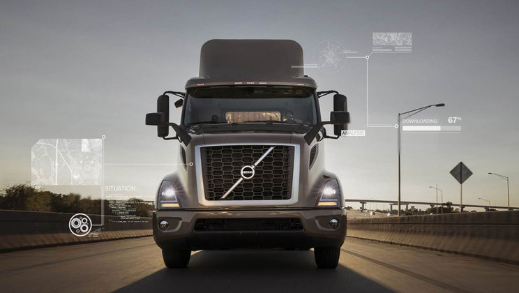Volvo Trucks Expands Remote Programming for Over-the-Air Software and Parameter Updates