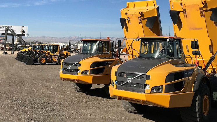 Volvo CE aims for industry's highest lifecycle values with Volvo Certified Used center