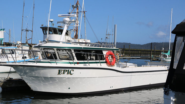 Sportfishing Vessel in Pacific Northwest Repowers  with Volvo Penta